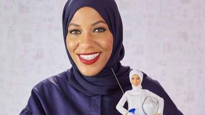 Barbie: Poupée voilée, en l'honneur d'Ibtihaj Muhammad