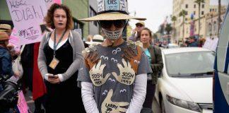 Hollywood: Une marche contre harcèlement sexuel