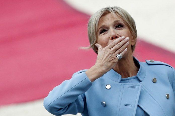 Le budget de Brigitte Macron: La première dame coûte 440 000 euros par an