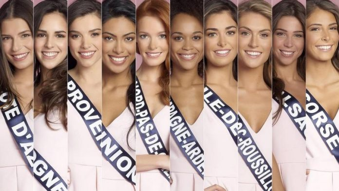Les Photos des 30 candidates de Miss France 2018