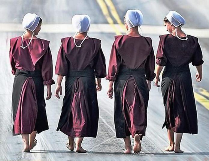 Longévité: Les Amish détiennent peut-être le secret