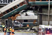 Accident de train aux États-Unis : Au moins 3 morts dans l'État de Washington