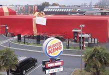 Le gros cadeau de Burger King à Sullyvan (Video)