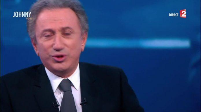 Michel Drucker en larmes sur France 2 :