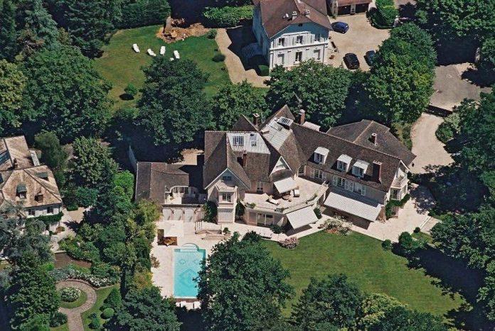 La maison de Johnny Hallyday est à vendre