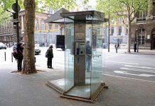 Les cabines téléphoniques vont être retirées de France
