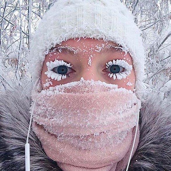 Oymyakon (Russie) : Un froid exceptionnel (vidéo)
