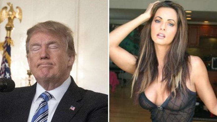 Donald Trump : Une playmate dit avoir été la maîtresse du président