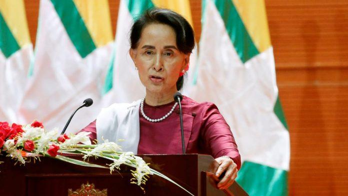 Aung San Suu Kyi déchue d'un prix après son silence sur le sort des Rohingyas