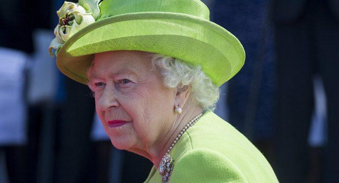 Tentative d'assassinat sur la Reine Elizabeth II En 1981