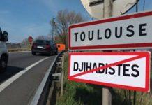 Toulouse : des panneaux signalisation installés par des militants extrême-droite