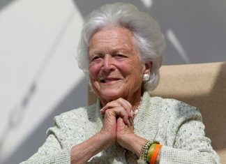 Barbara Bush placée en soins palliatifs