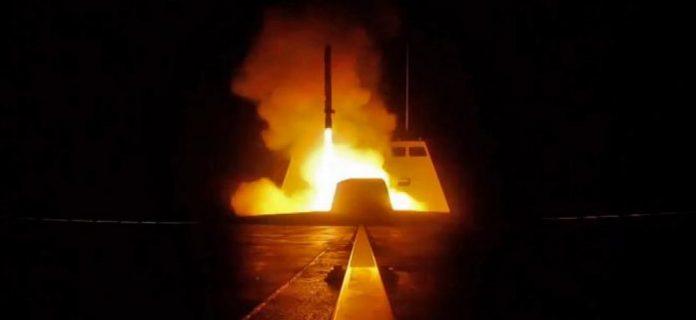 Frappes en Syrie : la France a lancé pour la première fois des missiles