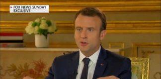 Interview Fox News : Macron ne veut pas juger la crédibilité de Trump