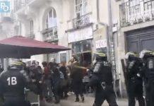 Nantes : Une vidéo des CRS fait polémique