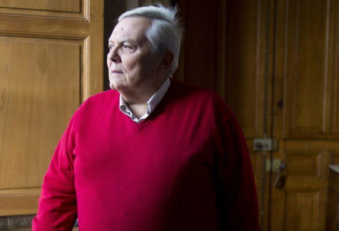 L'écrivain Jean-François Parot est mort