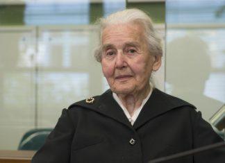 Mamie nazie âgée de 89 ans interpellée