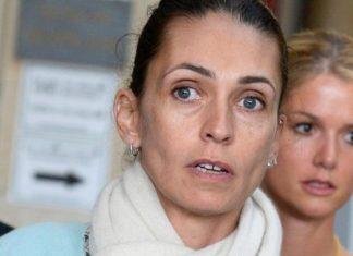 Adeline Blondieau violentée au centre commercial Les 4 temps