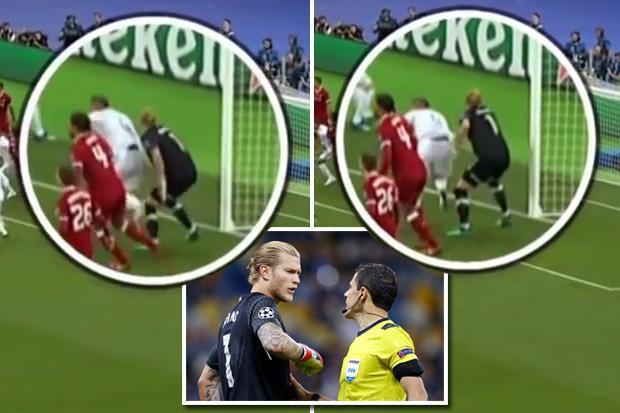 Karius victime d'une commotion cérébrale en finale de la Ligue des Champions