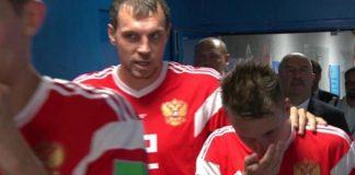 Coupe du monde : Les Russes ont reniflé de l'ammoniac