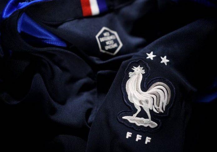 Coût de production du maillot de l'équipe de France