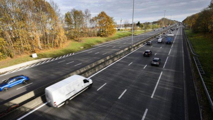 140 km/h : Autriche. La vitesse maximale testée sur une autoroute