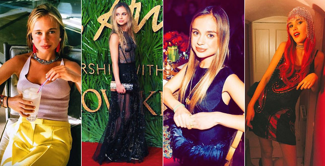Amelia Windsor scandale: la cousine des Princes Harry et William topless
