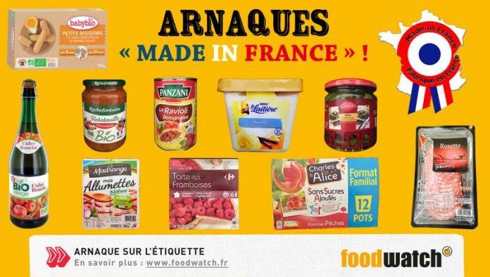 Foodwatch étiquettes : L'ONG épingle les salades composées