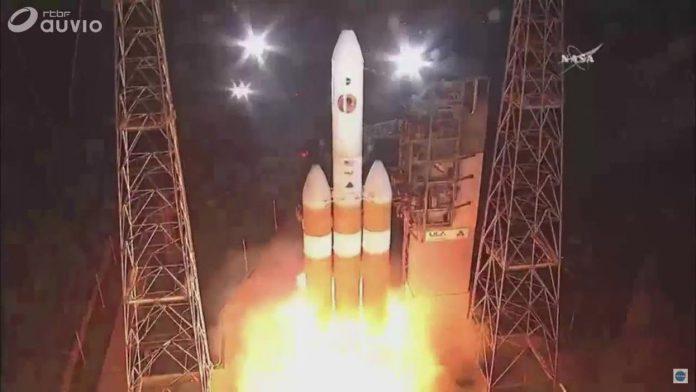 Lancement réussi de la sonde solaire Parker de la Nasa