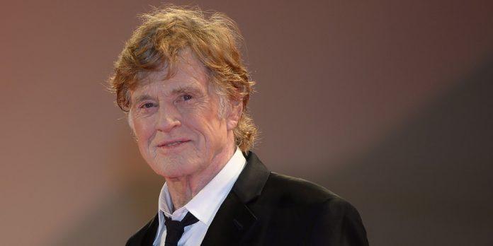 Robert Redford prend sa retraite d'acteur :