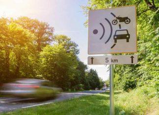 Automobiliste flashé à 914km/h (Détail)