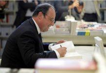 Hollande se moque des produits dérivés à Élysée