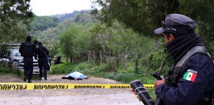 Mexique cadavres découverts fosse