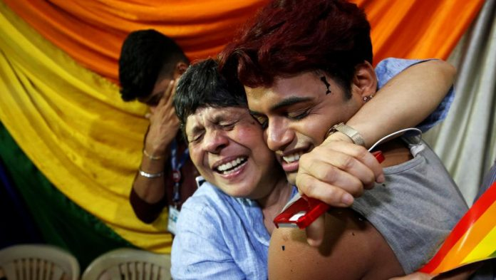 L'inde dépénalise l'homosexualité, Une décision historique