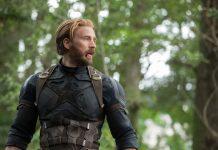 Chris Evans fait ses adieux à Captain America (Détail)