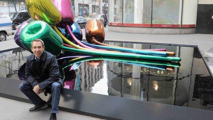 Les tulipes de Jeff Koons seront installées au Petit Palais (Photo)