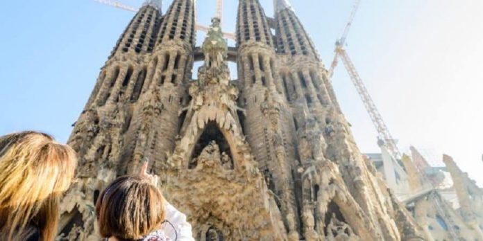 Sagrada Familia : bientôt un permis de construire (Détail)