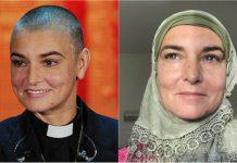 Sinead O'Connor s'est convertie à l'islam (Détail)