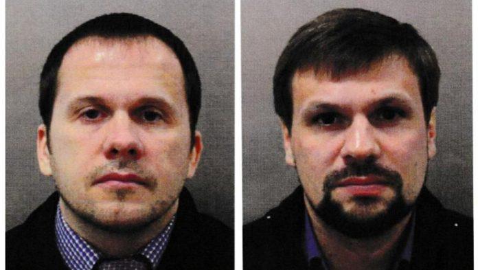Suspect identifie dans l'affaire Skripal