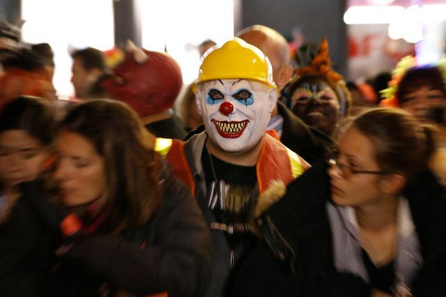Incidents Halloween en Essonne : une centaine de personnes interpellées