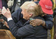 Kanye West : Utilisé par Trump il arrête la politique