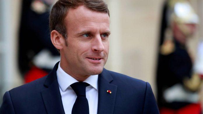 Les Annonces de Macron sur Europe 1