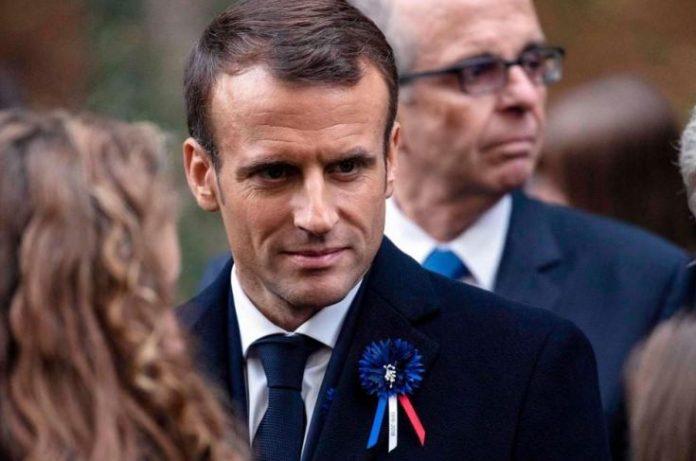 Macron justifie un hommage au Maréchal Pétain
