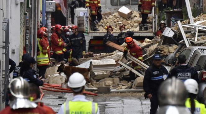 Nouvelles évacuations à Marseille dans le but de prévenir tout risque