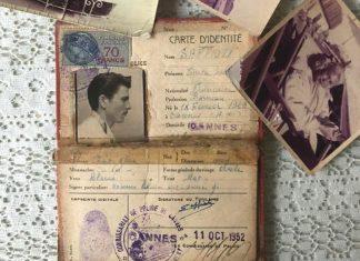 Portefeuille retrouvé 60 ans après Grâce à Facebook