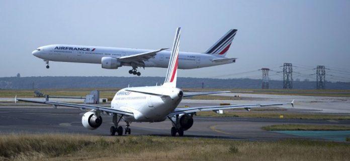Roissy : avions se percutent sur le tarmac (Détail)
