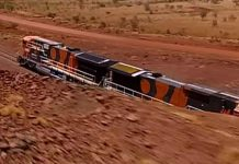 Train fou en Australie: virée d'un train de 268 wagons sans conducteur