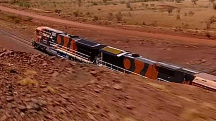 Train fou en Australie: virée d'un train de 268 wagons sans conducteur