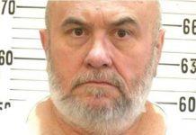 Un Américain exécuté sur la chaise électrique (Détail)