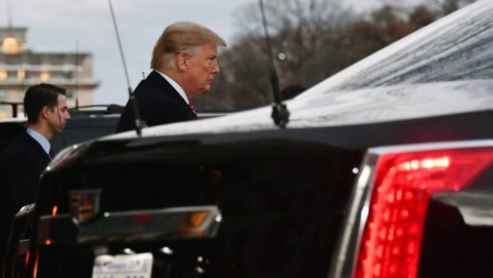 Gilets jaunes : Tweet moqueur de Trump pour tacler Macron (Détail)